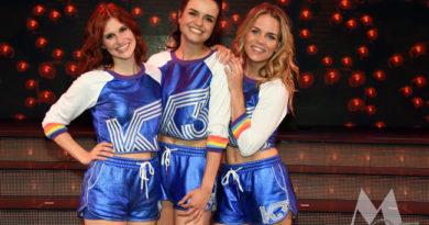 K3 lanceert nieuwe single Roller Disco