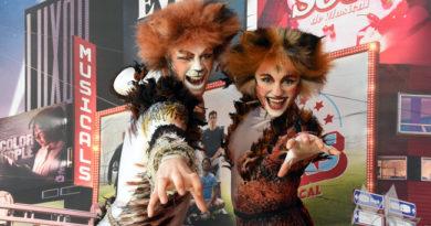 Kaartverkoop CATS in nieuwe Luxor Theater gaat hard
