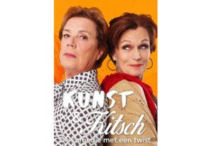 Toneelstuk Kunst & Kitsch met met Liz Snoijink en Raymonde de Kuyper