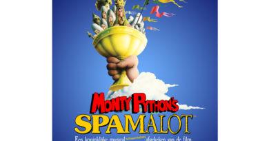 Cast Monty Python's Spamalot compleet
