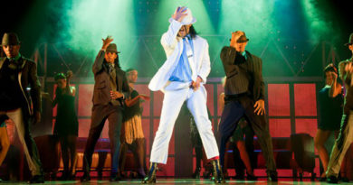 Extra shows THRILLER LIVE in het Rai Theater