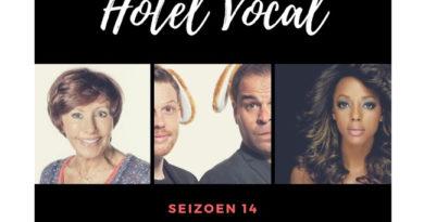 Het veertiende seizoen van Hotel Vocal staat klaar voor de aftrap