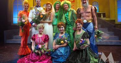 De Kleine Zeemeermin De Musical succesvol in première