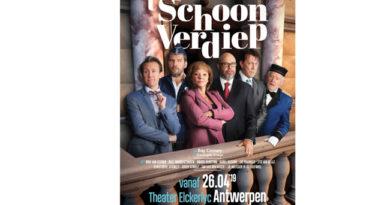 An Nelissen wordt de burgemeester van A in komedie 't Schoon Verdiep