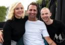 Laurenz Hoorelbeke, Shana Pieters en Sven Tummeleer