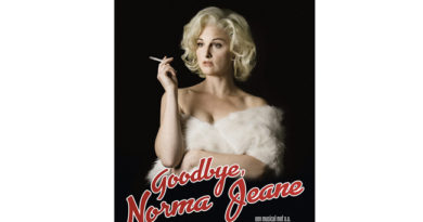 Soy Kroon in Goodbye, Norma Jeane