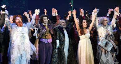 Finale Scrooge de Musical