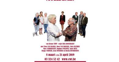 Het EWT presenteert de komedie MOEIDENIE!
