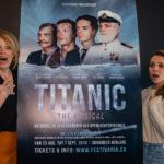 Castvoorstelling Titanic