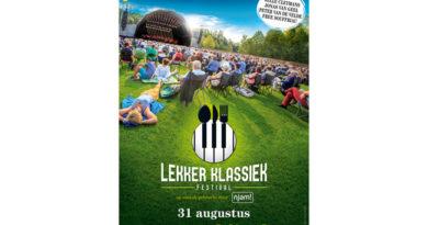 Symfonieorkest Vlaanderen vormt muzikale hart van festival Lekker Klassiek