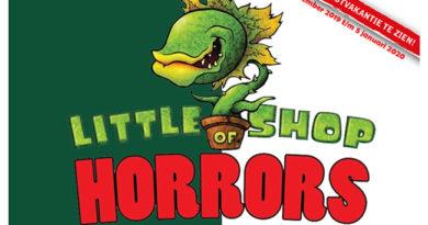 Greg & Baud Productions  houdt audities voor Little Shop of Horrors